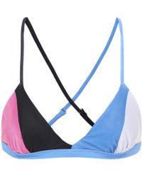 Mara Hoffman - Soleil Bikini Top - Lyst