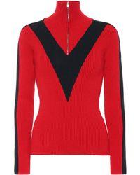 Fusalp - Victoire Ribbed Ski Sweater - Lyst