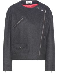 Étoile Isabel Marant - Esther Virgin Wool-blend Jacket - Lyst