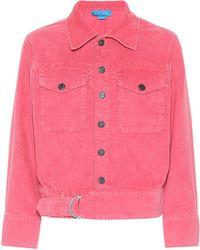 M.i.h Jeans - Paradise Corduroy Jacket - Lyst