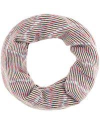 Missoni - Striped Wool Scarf - Lyst