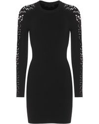 Alexander Wang - Knitted Dress - Lyst
