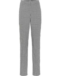 Erdem - Pantalones Emanuele de algodón - Lyst