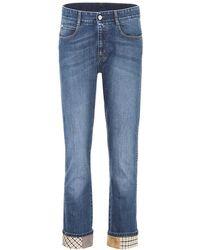 Stella McCartney - Jeans boyfriend - Lyst