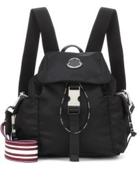 Moncler Dauphine Technical Backpack - Black