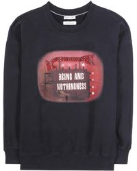 Each x Other - Printed Cotton Sweatshirt - Lyst