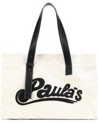Loewe - X Paula's Ibiza Paula's Canvas Tote - Lyst