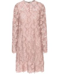 Valentino - Lace Dress - Lyst