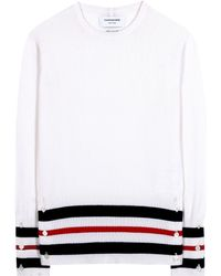 Thom Browne | Cashmere Sweater | Lyst