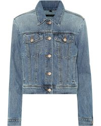 J Brand - Harlow Denim Jacket - Lyst