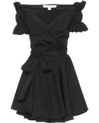 Jonathan Simkhai - Off-the-shoulder Cotton Dress - Lyst