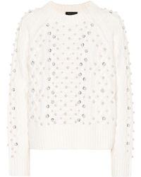 Rag & Bone - Jemima Wool-blend Sweater - Lyst