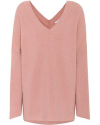 Stella McCartney - Oversized Wool Sweater - Lyst
