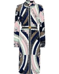 Tory Burch - Crista Printed Dress - Lyst