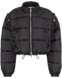 3.1 Phillip Lim - Cropped Puffer Jacket - Lyst
