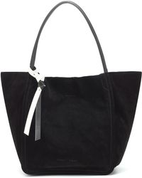 Proenza Schouler - Extra Large Suede Tote - Lyst