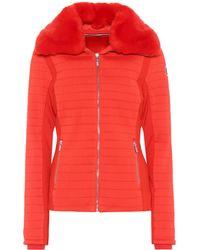 Fusalp - Montecarlo Fur-trimmed Ski Jacket - Lyst