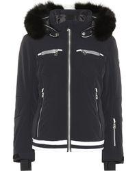 Toni Sailer - Sadie Fur-trimmed Ski Jacket - Lyst