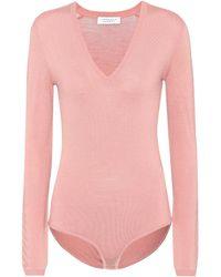 Gabriela Hearst - Knitted Wool Body - Lyst