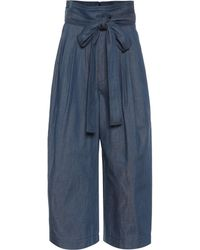 Marc Jacobs - Pantalones anchos de denim - Lyst