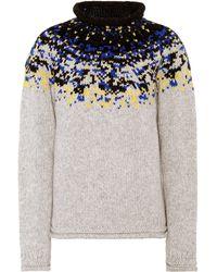 Acne Studios - Sirus Icelandic Wool Sweater - Lyst