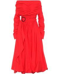 Isa Arfen - Cotton Poplin Dress - Lyst