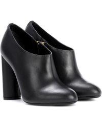 Tom Ford - Ankle Boots aus Leder - Lyst