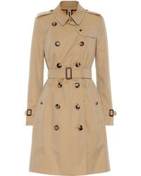 Burberry - The Chelsea Cotton Trench Coat - Lyst