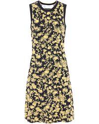 Victoria, Victoria Beckham - Sleeveless Cotton Dress - Lyst