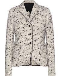 Nina Ricci - Cotton Jacket - Lyst