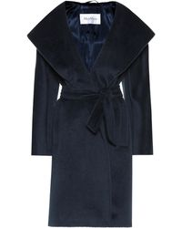 Max Mara - Jader Alpaca And Wool Coat - Lyst