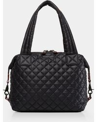MZ Wallace Quilted Black Medium Sutton