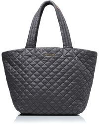 MZ Wallace - Quilted Medium Metro Tote - Lyst