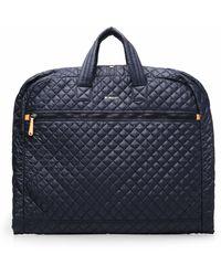 MZ Wallace - Garment Bag   Dawn Quilted Oxford Nylon - Lyst