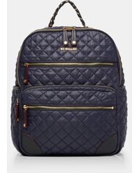 MZ Wallace - Quilted Dawn Crosby Backpack - Lyst