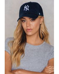 47 Brand - New York Clean Up Cap - Lyst