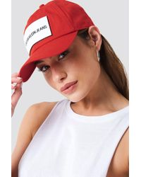 Calvin Klein - Jeans Cap W - Lyst