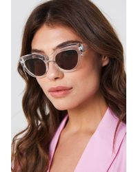 NA-KD - Cat Eye Sunglasses - Lyst