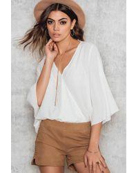 Just Female - Savanna Shorts - Lyst