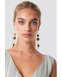 Mango - Laguna Earrings - Lyst