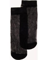 NA-KD - Sheer Socks - Lyst