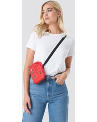 Cheap Monday - Patrol Bag Scarlet Red - Lyst