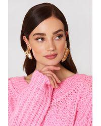Mango - Asymmetric Earrings - Lyst