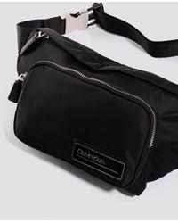 Calvin Klein - Primary Waist Bag Black - Lyst