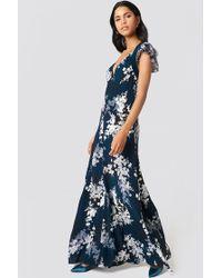 French Connection - Rishiri Maxi Dress - Lyst