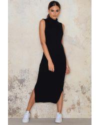 Sundays The Label - Slice Of Heaven Knit Dress - Lyst