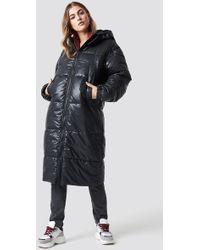 Cheap Monday - Sleeping Coat Black - Lyst