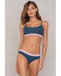 Calvin Klein - Bikini One Cotton Intuition - Lyst