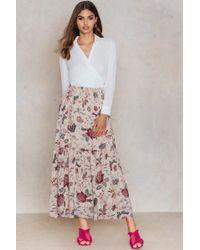 Second Female - Kaya Maxi Skirt - Lyst