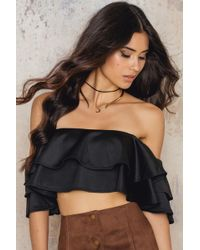 Toby Heart Ginger | Spanish Frill Top | Lyst